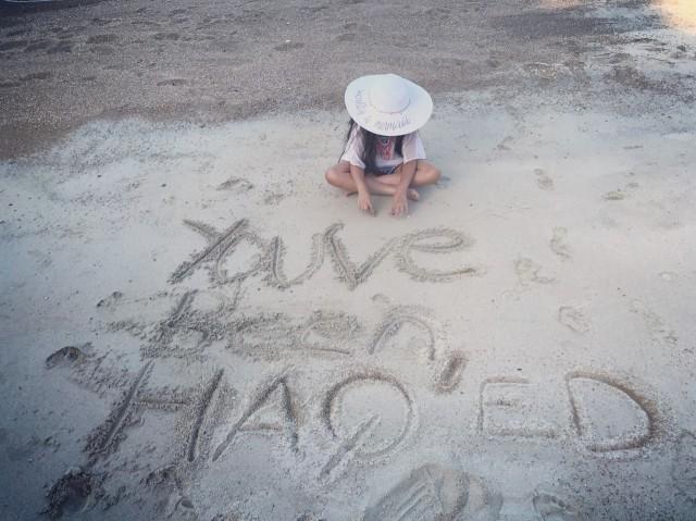 isha beach